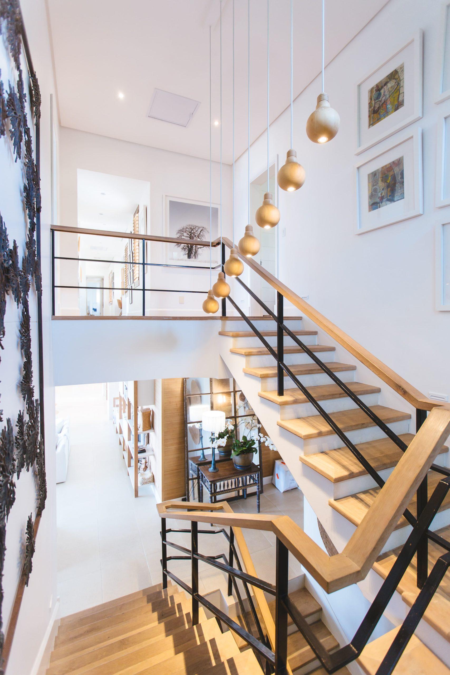 escalier renovation en bois et metal